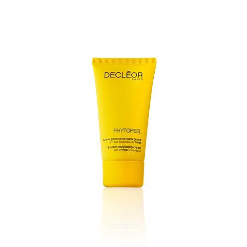 Decleor Phytopeel Smooth Exfoliating Cream 50ml (unboxed )