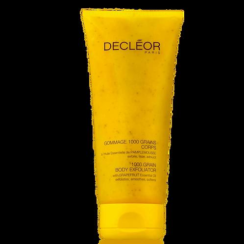 Decleor 1000 Grain Body Exfoliator (Unboxed)