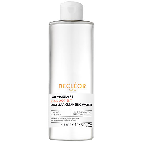 Decleor Rose Damascena Micellar Soothing  Cleansing Water 400ml