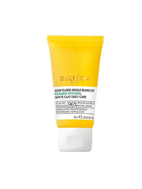Decleor White Clay Rosemary Officinalis Matte Glow Daily Care 50ml