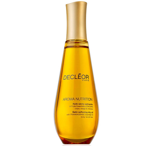 Decleor Aroma Nutrition Satin Softening Dry Oil 100ml