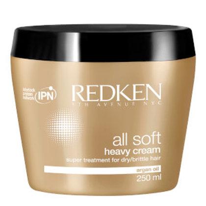 Redken All Soft Heavy Cream Mask 250ml