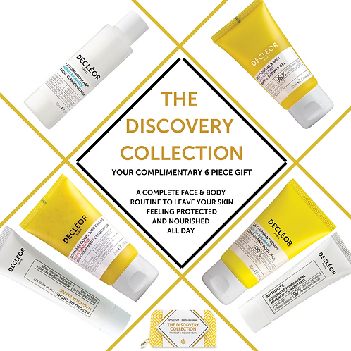The Decleor Discovery Collection Gift Set