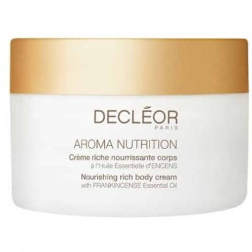 Decleor Aroma Nutrition Nourishing Rich Body Cream 200ml