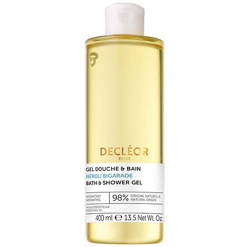 Decleor Neroli Bigarade Bath & Shower Gel Super Size 400ml
