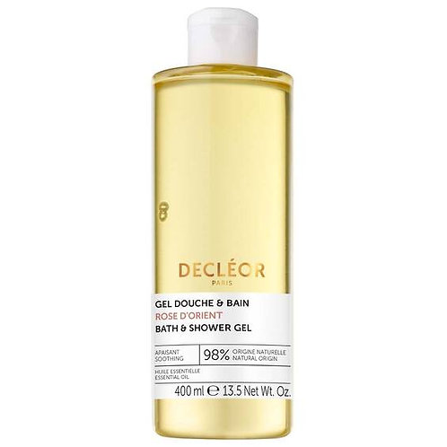 Decleor Rose D'Orient Bath & Shower Gel Supersize 400ml