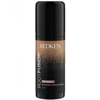 Redken Root Fusion Colour Concealer Spray - Light Brown 75ml