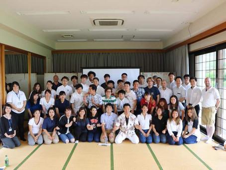 グローバルエリート養成合宿in沖縄を開催