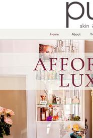 Revamped Pure Website
