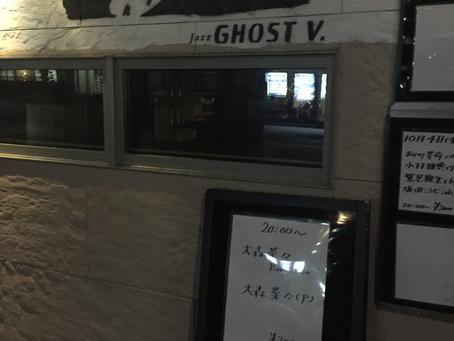 ソロライブ千秋楽@岐阜Ghost V