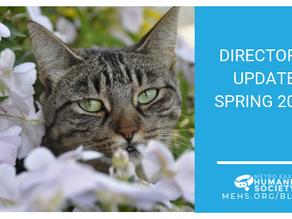 Director's Update | Spring 2019