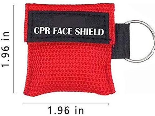 CPR Keychain Barrier