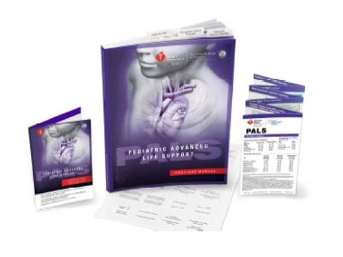 2015 PALS Provider Manual (RGV CPR Students Only)