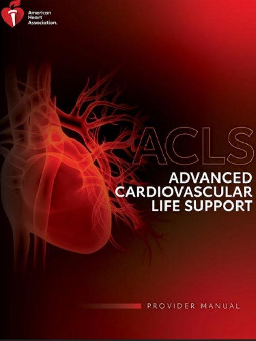 2020 ACLS Provider Manual
