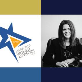 NAPA Names intellicents' Mandie Scott 2020 Top Woman Advisor