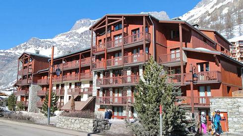 Résidence Val d'illaz ski location saisonniére Val d'isère