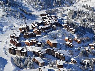 station de ski de méribel dans les alpes au coeur des 3 vallées, séjour ski et vacances montagne