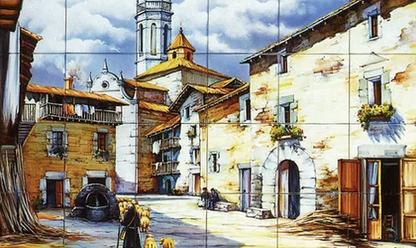 mural pueblo