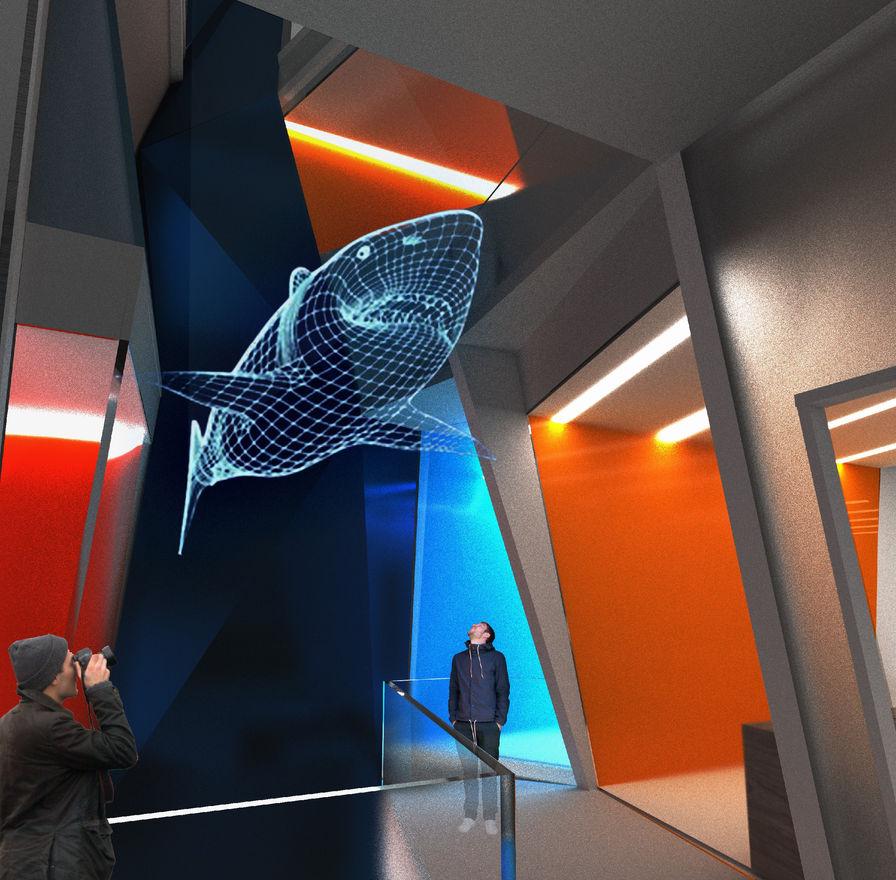 Hologram Atrium