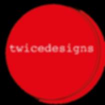 2018_red white black circles_typewriter