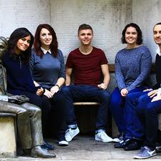 Lab Members plus Keats