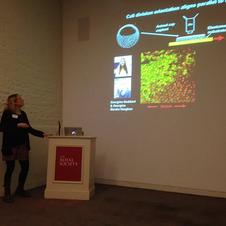 Sarah Woolner, University of Manchester