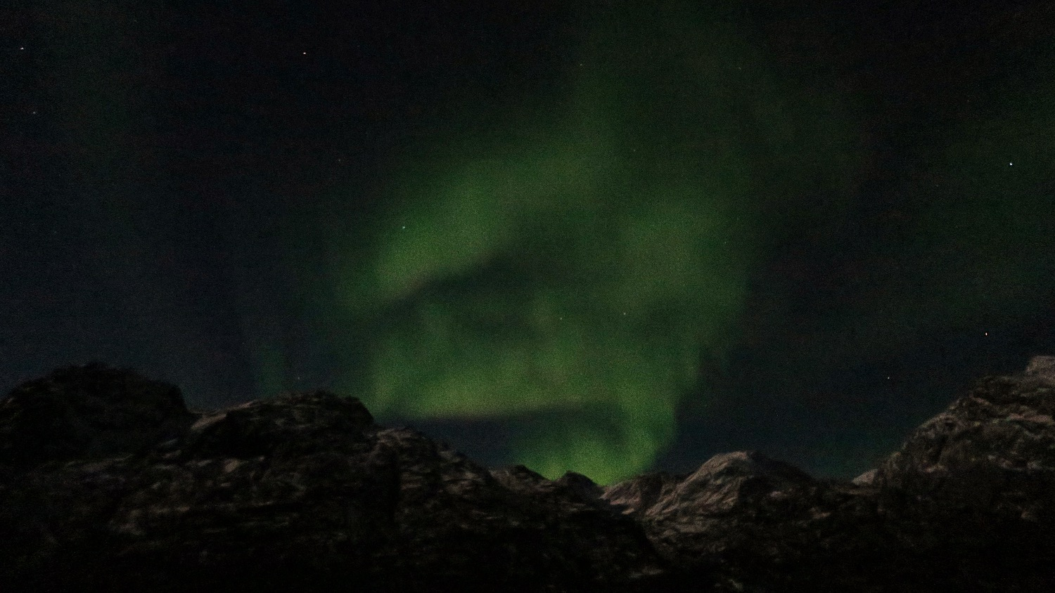Aurora Borealis, Norway 2015
