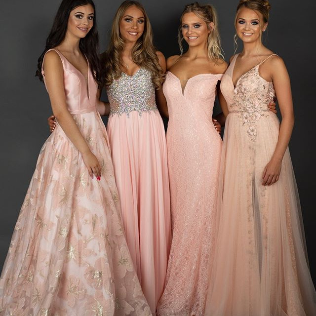 Team ENVY Prom Selections 2020