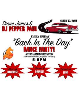 Back in the Day (DJ Pepper Paul) - Updat