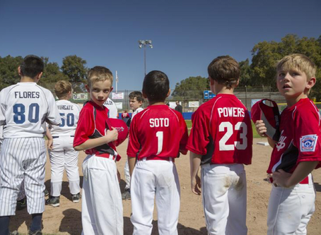 Common Baseball Injuries to Watch Your Child For