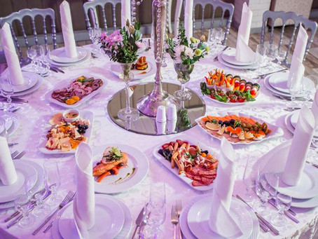 What to Keep in Mind When Planning the Wedding Reception of Your Dreams