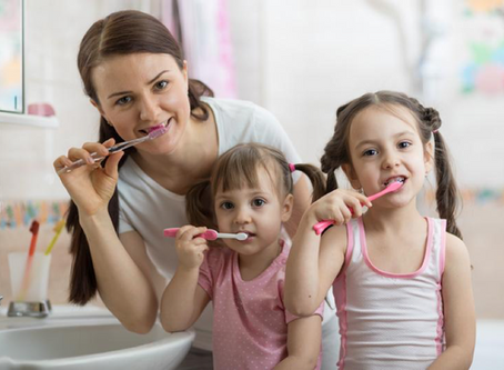 3 Tips for Keeping Children's Teeth Healthy