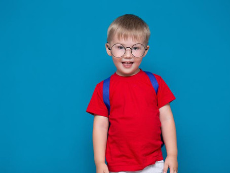 What to Do When Your Child Is Getting Their First Pair of Glasses