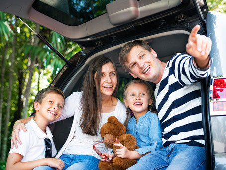 A Mom's Guide to Road Trips