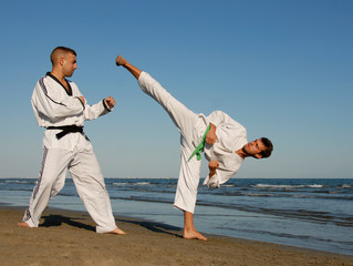 How Safe Is Taekwondo?