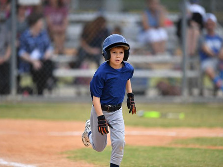 Why Your Child Should Wear a Helmet Even During Practice
