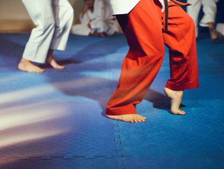 How to Keep Your Feet Healthy Enough for Taekwondo