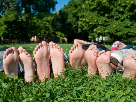 3 Ways to Help Your Young Athlete Practice Better Foot Hygiene