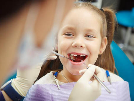 What to Do When Your Child Gets Their Front Teeth Knocked Out