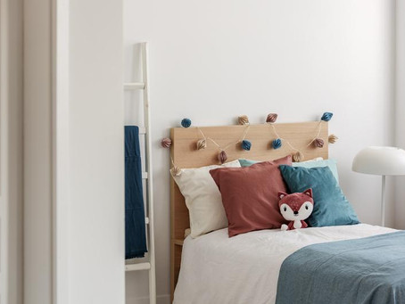 What to Keep in Mind for Decorating a Child's Bedroom