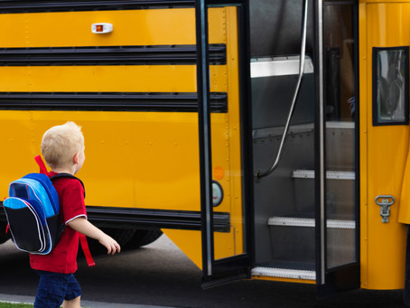 Tips for Helping Your Child Be Comfortable Riding a School Bus