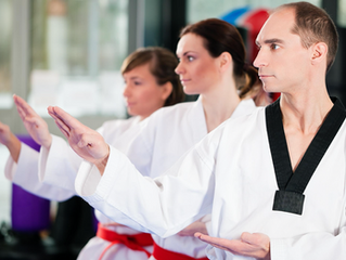 Regularly Practicing Martial Arts Teaches Self-Discipline