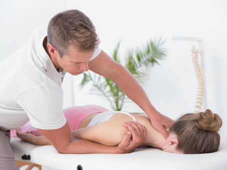 How Massage Therapy Can Ease Neck Hyperextension