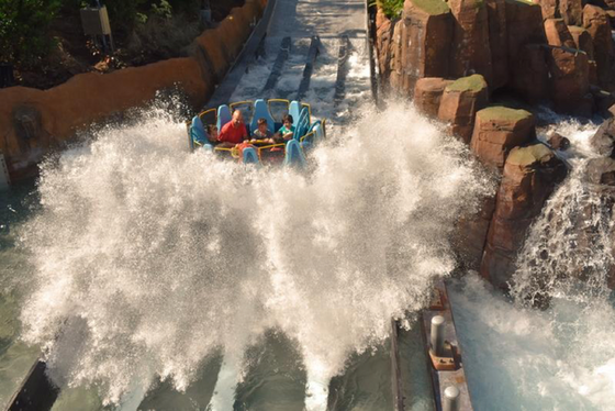 Top 4 Vacation Destinations for Theme Park Enthusiasts