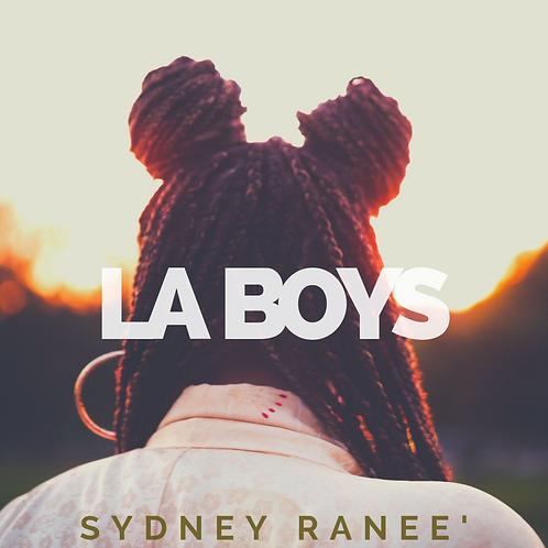 LA BOYS -Single