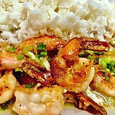 Garlic Shrimp (Scampi)