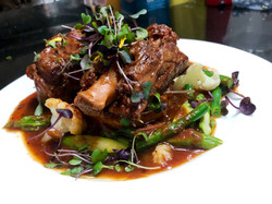 Le Bistro Braised Oxtail