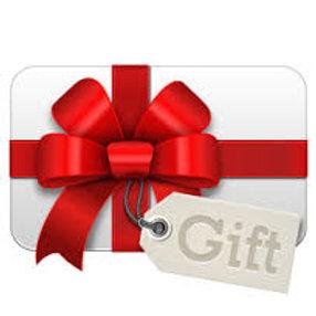 Le Bistro Gift Certificate