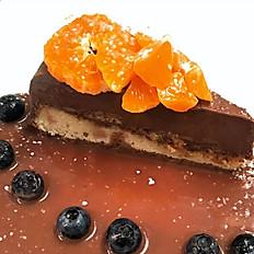 Belgium Chocolate Torte