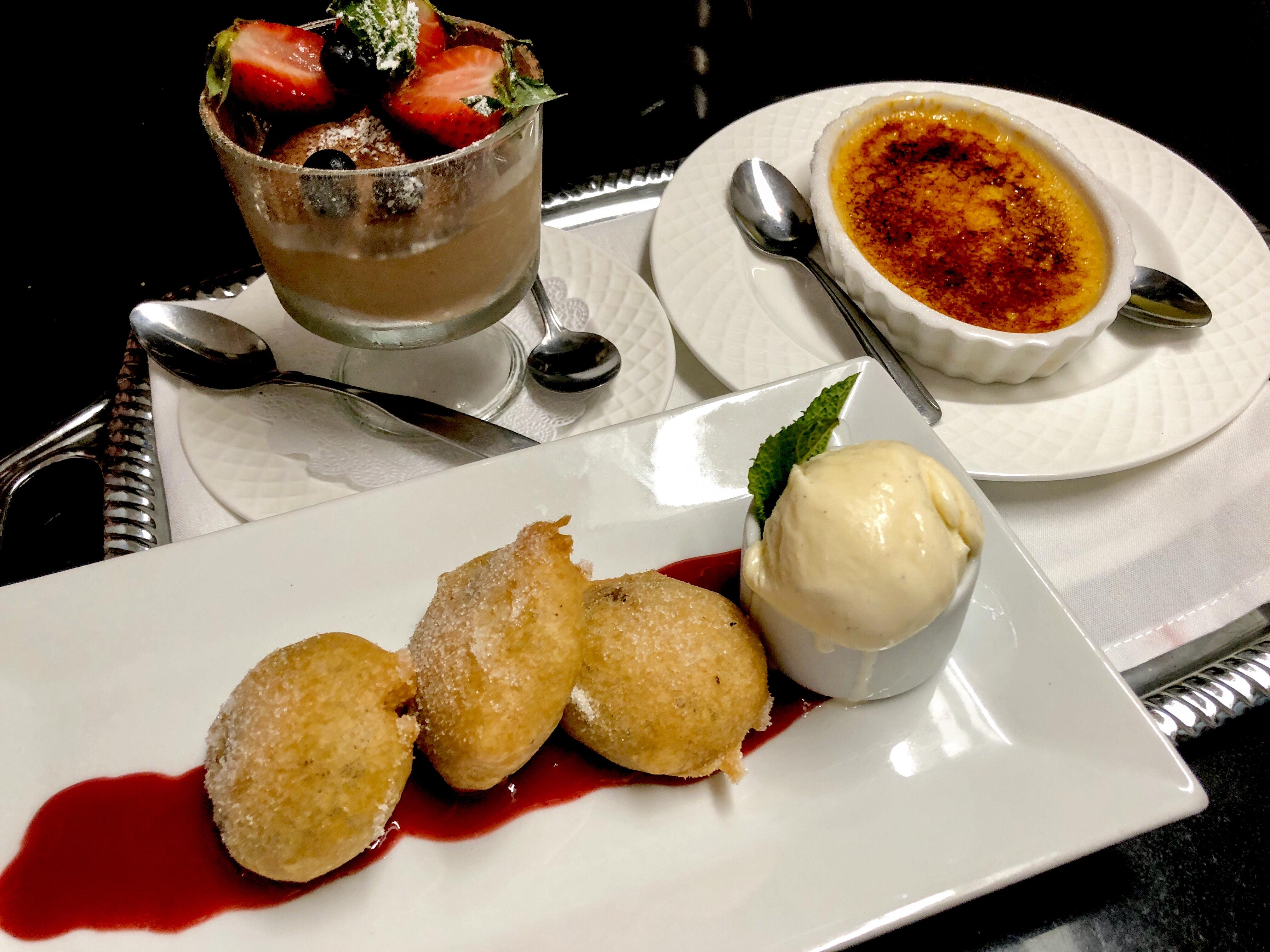 Le Bistro Desserts